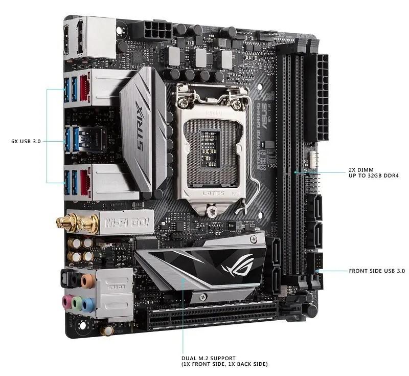 Best Mini ITX motherboards | Xtremegaminerd