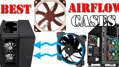 Best Airflow Cases