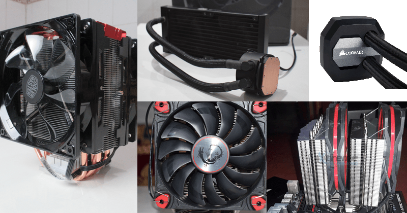 Best Cpu Coolers In 2018 Xtremegaminerd