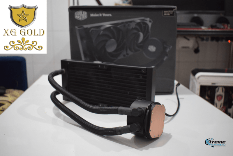 Cooler Master ML 240 award