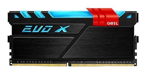 GEIL EVO X RGB RAM