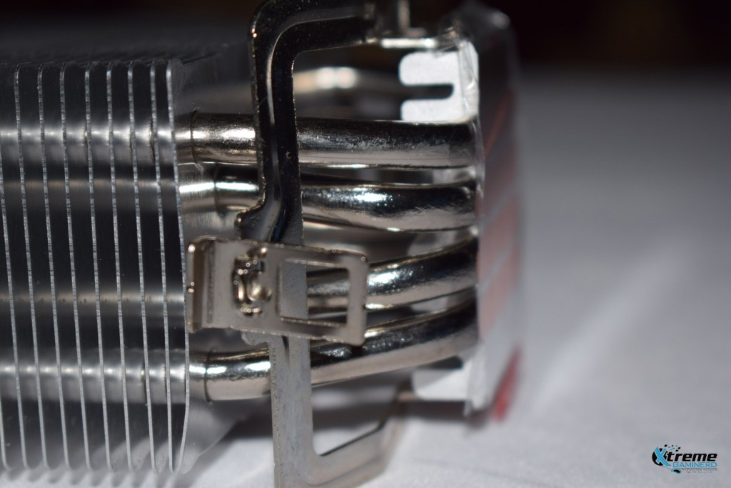 Thermaltake Contac Silent 12 heatpipes