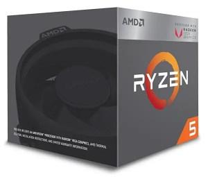 AMD Ryzen 2400G
