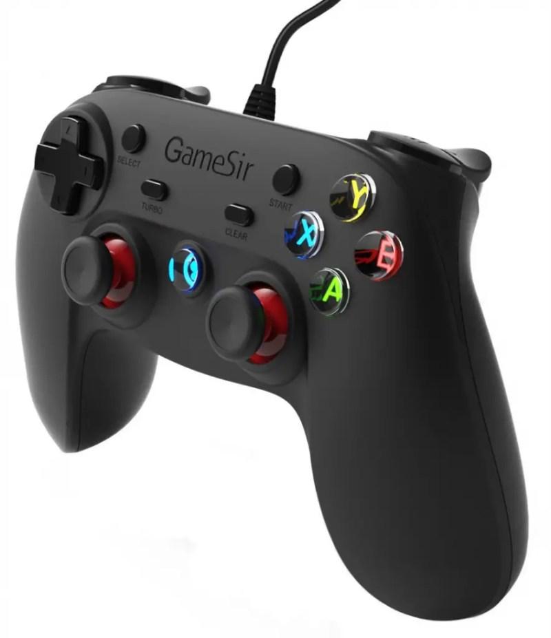 GameSir G3w Wired Gaming PC Controller