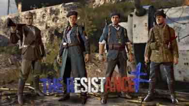 COD WWII-The Resistance