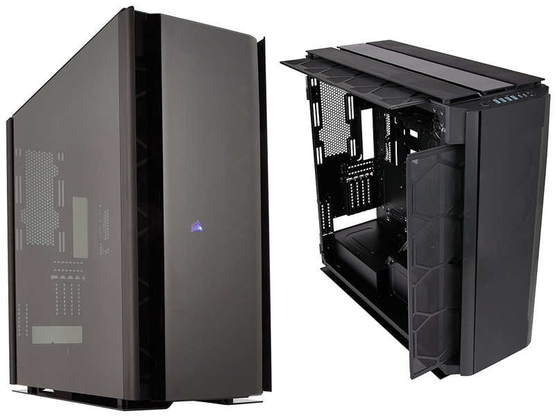 Corsair Obsidian Series 1000D case