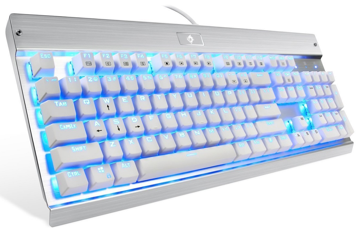 EagleTecKG011 mechanical keyboard