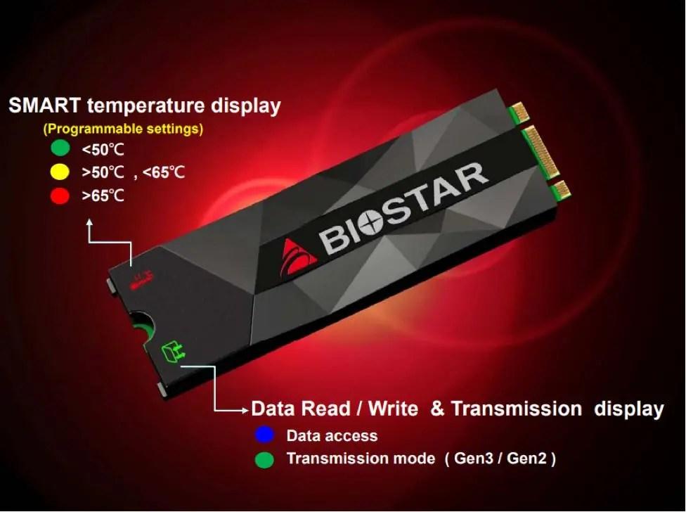 Biostar NVME SSD 1