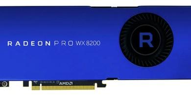 Radeon Pro WX8200