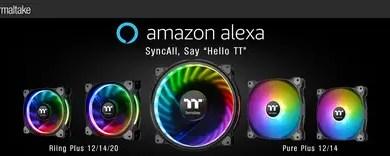 Thermaltake Amazon Alexa