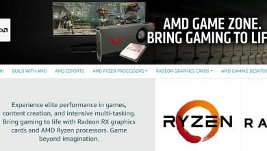 AMD AMAZON STORE
