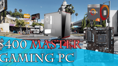 $400 Master Gaming PC