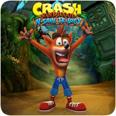 Crash Bandicoot N Sane Trilogy Releasing In June 2017