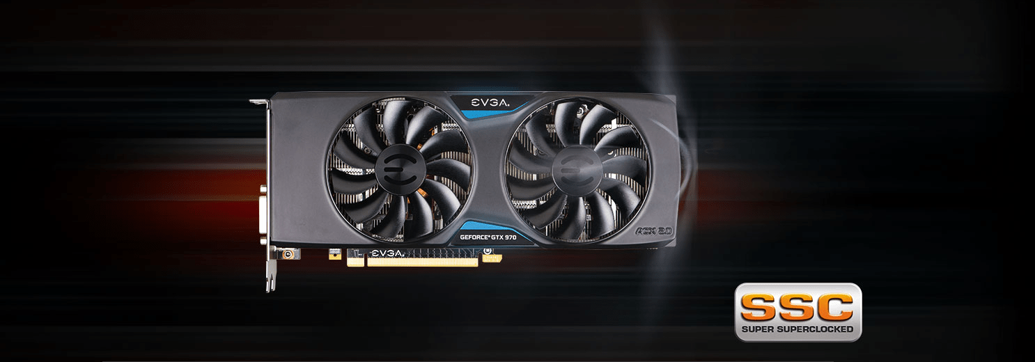 EVGA GeForce GTX 970 SSC ACX 2 0+ Review - ExtremeRigs net