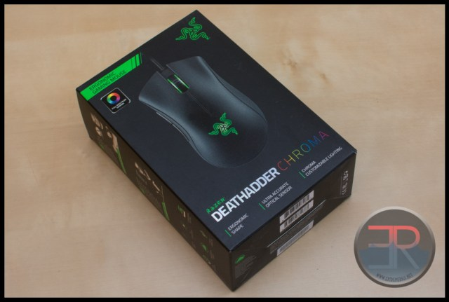 Razer Deathadder Chroma Mouse Review - ExtremeRigs net