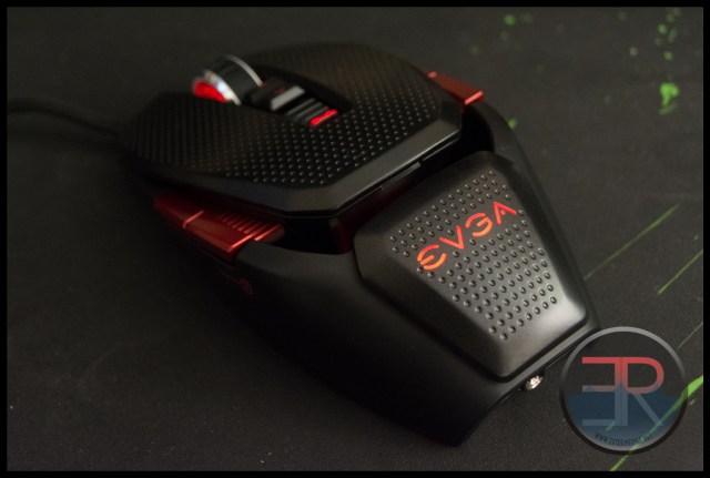 EVGA Torq X10 Mouse LED