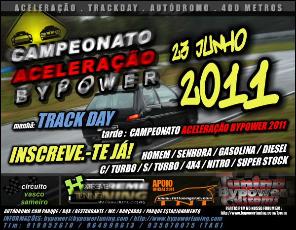 Trackday Bypower