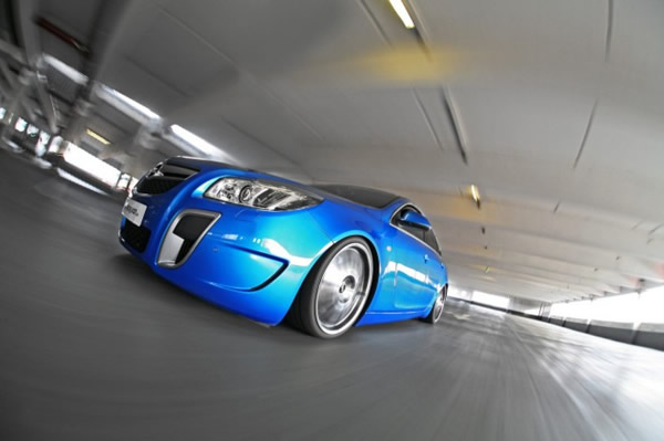 MR Car Design , Opel Insignia OPC