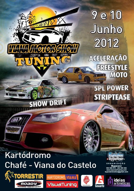 Viana Tuning Motorshow 2012