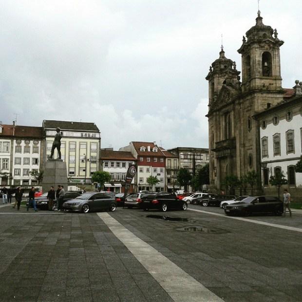 Bracara Motor Fest - a decorrer agora, em Braga. #osbrutos #tuning #www.xtremetuning.org