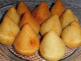 Massa de Maionese para Coxinha - Risoles e Nhoque