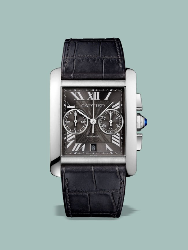 Know your Cartier Tank watches   Watches   Xupes cartier tank mc