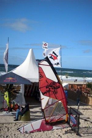 Windsurf Weltcup auf Sylt