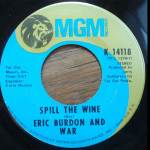 Eric Burdon & War – Spill The Wine, take that pearl
