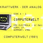 KRAFTWERK Katalog 5 – Computerwelt, Computerliebe, Roboterblues & Rasterfahndung