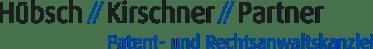 Partner der xxcellencen: Patent- und Rechtsanwälte Hübsch, Kirschner & Partner mbB