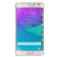 Samsung note edge scherm maken