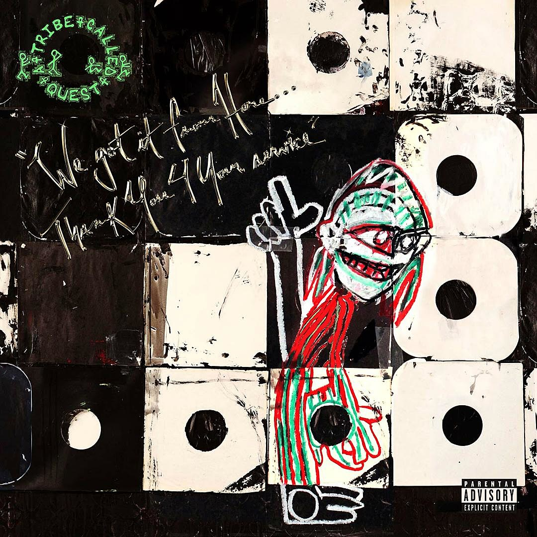 Image result for a tribe called quest new album