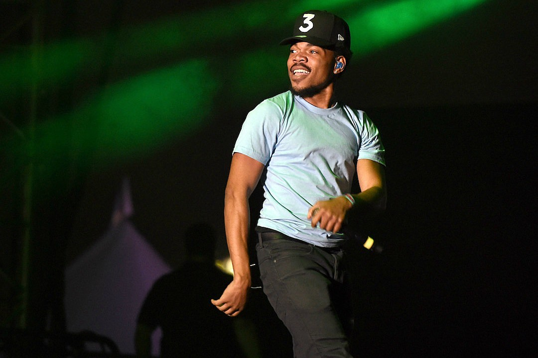 Image result for Chance The Rapper GETTY IMAGE