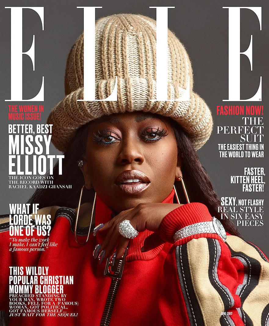 Mark Seliger for Elle Magazine