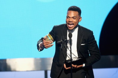 Image result for chance the rapper bet awards 2017