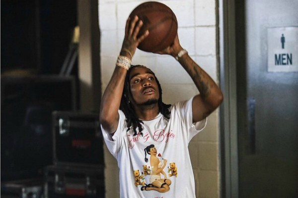 Watch Quavo Drop Buckets In A Game Of Full Court