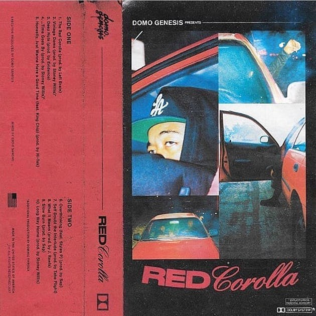 Image result for domo genesis red corolla