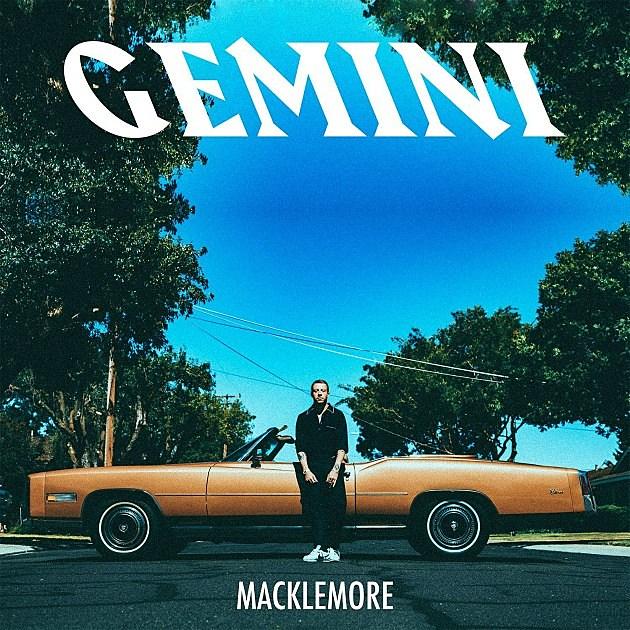 Image result for macklemore gemini album cover