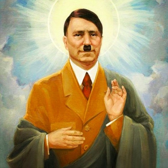 Image result for hitler wears hermes 5