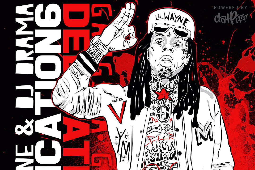 Image result for LIL WAYNE DROPS 'DEDICATION 6′ MIXTAPE