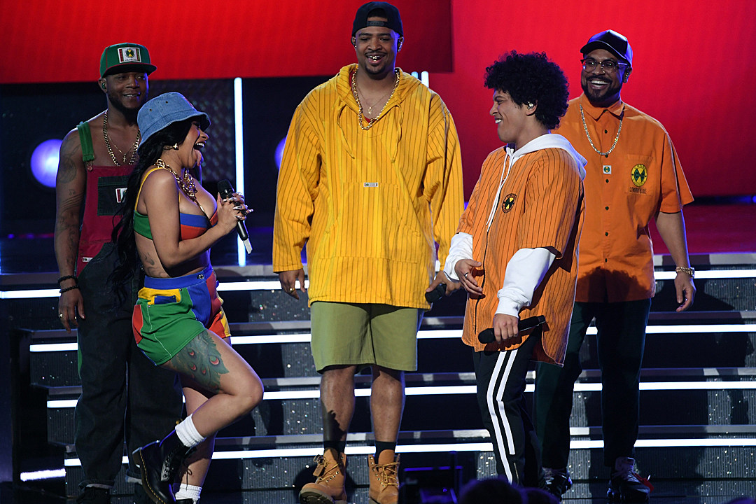 Image result for Cardi B and Bruno Mars Share 24K Magic World Tour Dates