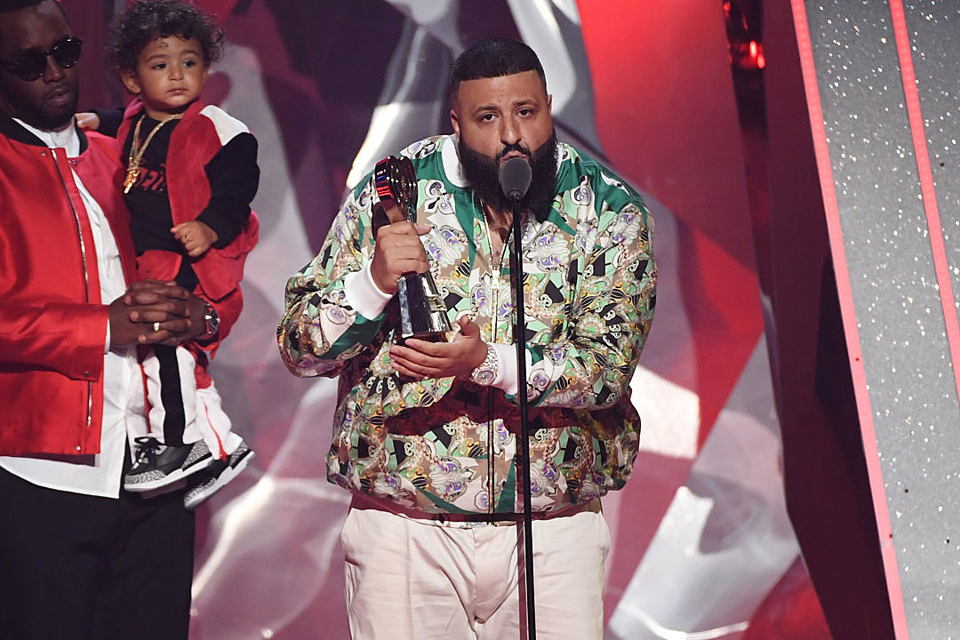 """Image result for DJ KHALED'S """"WILD THOUGHTS"""" FEATURING RIHANNA AND BRYSON TILLER WINS HIP-HOP SONG OF THE YEAR AT 2018 IHEARTRADIO MUSIC AWARDS"""
