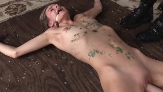 Sninny Teen BDSM – Addee Kate – Finding Her Submissive 4