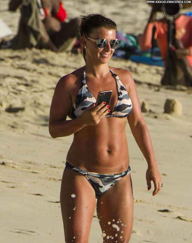 Coleen Rooney No Source Beautiful Bikini Babe Celebrity Posing Hot