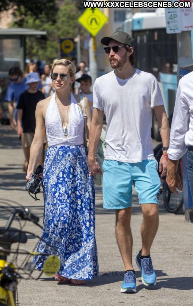 Kate Hudson No Source Beautiful Paparazzi Babe Celebrity Australia