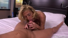 Petite Big Boobs Cougar Slut Fucks Your Cock POV