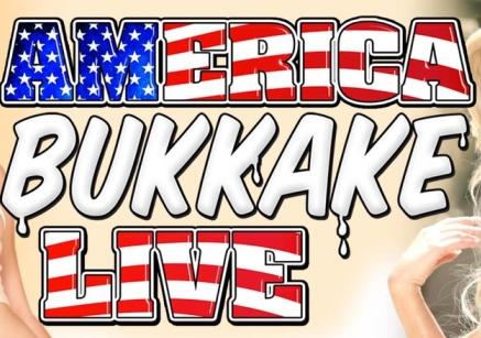 american bukkake live