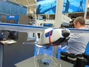Topcon's Sirius fixed-wing UAS