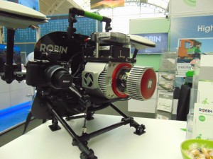 The ROBIN mobile mapping system