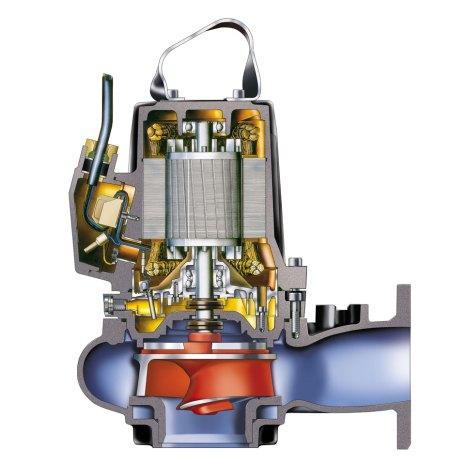 flygt ntechnology pump – n 3102  xylem canada
